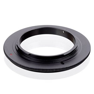 Pixtic – Bague d'inversion/inversée macro 52mm pour boitier Nikon