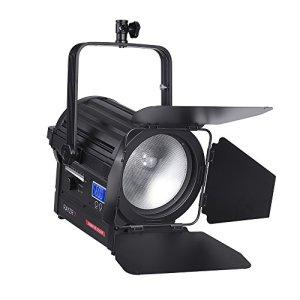 Vibesta Rayzr R7-200BM 200W photographie Focus LED lumière spot lampe Daylight Bi-Couleur 3200-5600K graduable pour Studio vidéo