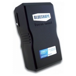 Blueshape BV270HD Lithium-Ion 18000mAh 14.8V batterie rechargeable – Batteries rechargeables (18000 mAh, 270 Wh, Lithium-Ion (Li-Ion), 14,8 V, Noir, 1 pièce(s))