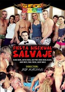 DVD pornographique Total–Fiesta bisexuelle sauvage