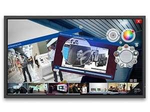 NEC MultiSync X981UHD SST-98 LED Ultra HD 4 k-écrans publiques (Noir Grand format) (LED 3840 x 2160 pixels Ultra HD 4 k Noir 00 : 1 1,073 13 milliards de couleurs)
