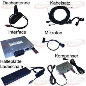 Kufatec FSE Housse de préparation Bluetooth complet