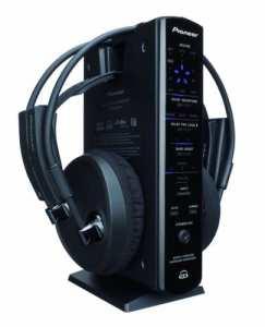 Pioneer Dorubi – surround digital cordless headphone SE-DRS3000C (japan import)