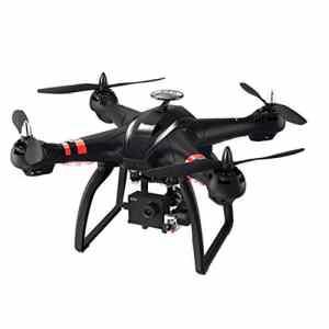 QWER Drone AéRien Double GPS Intelligent Suivre Longue Batterie Moteur sans Balai sans Vie 3D PTZ AéRonef à RéGlage éLectronique 8 Millions De Pixels Mode sans TêTe Retour Automatique Intelligent