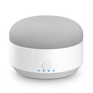 Base de Chargeur de Batterie pour la Google Home Mini, MASCARRY 5200mAh Portable Magnet Support de Base