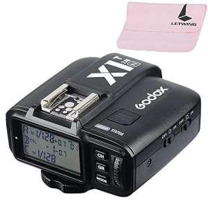 Godox X1N Flash Déclencheur Trigger Transmetteur Emetteur TTL 2.4G Sans Fil pour Nikon DSLR Caméra