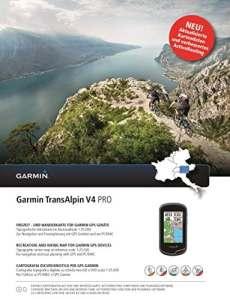 Garmin Topografische carte Transalpin v4 Pro (DVD/microSD/SD)