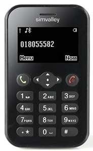 Mini téléphone portable Pico »RX-482» V2