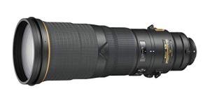 Nikon AF-S NIKKOR 500 mm 1:4E FL ED VR Objectif Noir