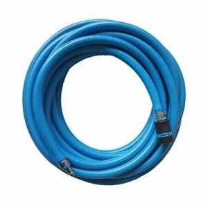Tuyau à air comprimé – jeu de tuyau + Normfest raccord de sécurité choix: (40m mètre, Ø intérieur: 6mm)