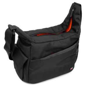 DURAGADGET Sacoche à bandoulière pour Steiner Safari UltraSharp Jumelles 10x 26(Dimensions intérieures (L x l x h): 27cm x 11cm x 21cm) et accessoires