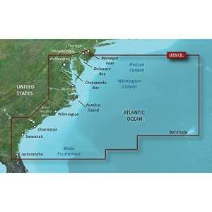 Garmin Vus512l Mid Atlantic BlueChart g2?Vision Cat¨¦gorie de Produit?: cartographie?¨C BlueChart g2?Vision US?¨C?microSD/SD