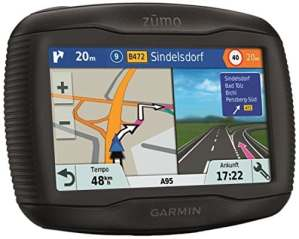 Garmin zumo 345 LM – GPS moto – 4,3 pouces – Cartes Europe