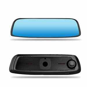 GBPHH Caméra de Voiture 8 Pouces 4G Rétroviseur 1080p Inverser ADAS Commande vocale Android Navigateur Bluetooth Chien électronique Enregistreur de Conduite