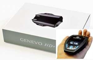 genevo Kit Radar (GPS + et gshd2+)