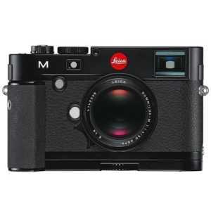 Leica 14496Handgrip M (Noir)