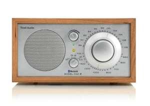 Tivoli Model One Bluetooth UKW-/MW-Radio in cerise/Argent