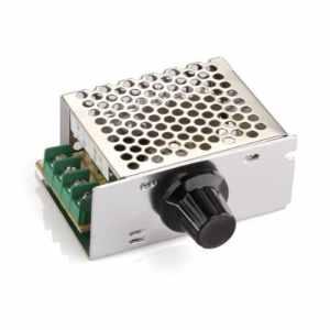COLEMETER SCR Régulateur de tension, 3000W, haute puissance avec coque [électronique]