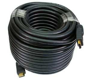 Generic. H Speed A Haute Vitesse 3D TV 3D TV Ether Répéteur Actif câble 50m HDMI 1.4Câble Ethernet