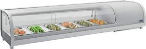 Vitrine de présentation à sushis modèle SAMIRA – SARO