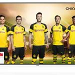CHiQ Smart 4K TV U50E6000, 50″(127cm) Ultra Haute Définition, 3840×2160, 50 Pouces,Netflix, Youtube, Facebook, Twitter, HDMI, WiFi