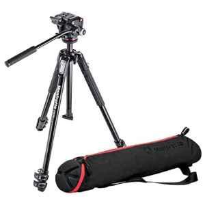 Manfrotto MK190X3-BAG Trépied avec Rotule 2 Dimensions pour Camera Noir
