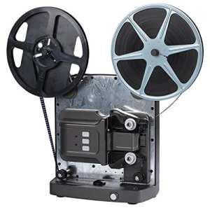 Reflecta Super 8 Scanner – digitalisation de films super 8 ( 5.78 x 4.01 mm )