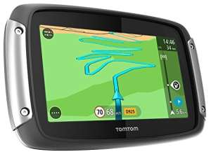 TomTom 1GE0.002.00 GPS Bluetooth Noir, Argent (import Europe)