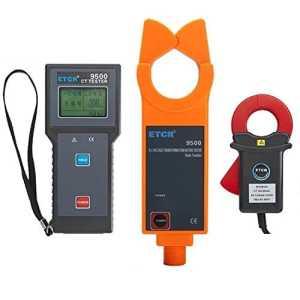 Équipement sans fil d'essai de rapport de transformateur de courant de haute tension ETCR9500