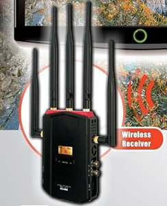 Kamera STW700 300m-700m Wireless HD Video Link System 5GHz Wireless HDMI/SDI Video Transmission