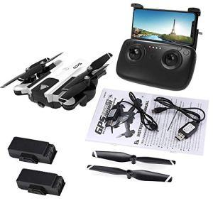 SG900-S 1080P WIFI Drohne Version FPV GPS RC Blanc Version mit zwei Akkus