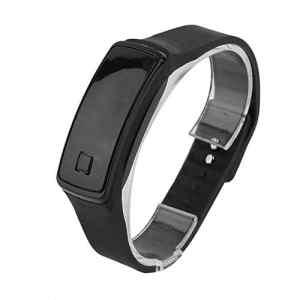 Super Léger LED Touch Design Sport Courir Bracelet Numérique Silicone Souple Smart Digital Wristaband Blanc/Noir/Rouge