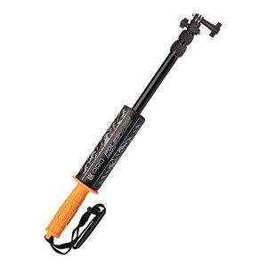 Pôles UKPro UK-POL0542 54 HDF orange pour Action Camera
