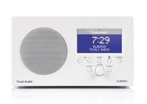 Tivoli Audio Albergo Radio-réveil AM/FM Blanc