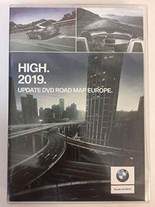 BMW NAVI Update DVD Road Map Europe High (2019)
