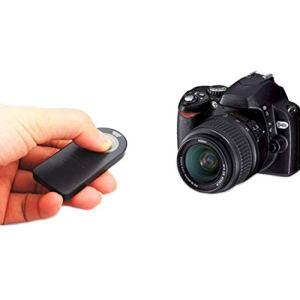 Contrôle de l'obturateur Infrarouge Infrarouge à Distance pour Nikon D3200 D5100 D7000 D90 appareils-Photo Portable Travel Controller Jpstyle