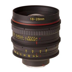 Tokina CINE 16-28mm T3 C/EF Objectif AF 16-28 mm T3 Zoom Monture Canon EF Noir