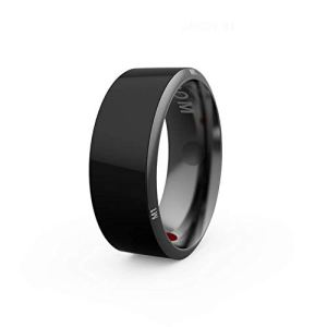 BONNIO Multifonction NFC Smart Ring Étanche Intelligent Magic Smart Ring Bague Universelle Usure