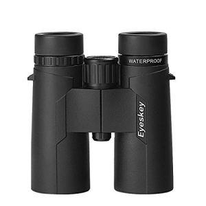 FELICIPP Jumelles compactes d'observation des Oiseaux de télescope Compact, télescope Anti-buée imperméable pour Le Tourisme de Plein air voyageant Le Jeu de Chasse (Size : 10X42)