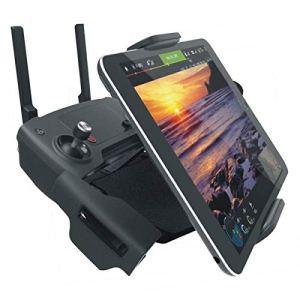 Pgytech Pad Tablette Support de Fixation pour Drone Mavic Air/Mavic Pro Pliable Support réglable Drones Quadcopter Accessoires Plat pièces de Sstander 10,2– 25,4cm Pad