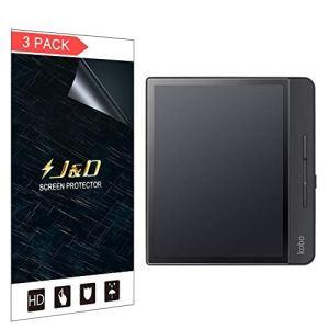 JD Compatible pour 3-Pack Protection écran Kobo Forma 8 inch, [Anti-éblouissement] [Non Couverture Complète] Mat Protecteur d'Écran pour Kobo Forma 8 inch