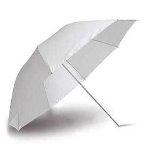 Photographie Photo Pro Studio Doux Blanc Translucide Lambency Parapluie pour Éclairage Lampe de Studio Éclairage Appareil Photo, Blanc