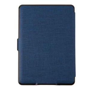 camellia Etui de Protection en Cuir PU magnétique pour Kindle Paperwhite 3 1 2 Protection Anti-poussière et Anti-Rayures