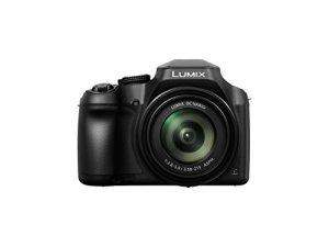 Panasonic Lumix Appareil Photo Bridge Zoom Puissant DC-FZ82EF-K (Capteur 18MP, Zoom Lumix 60x F2.8-5.9, Grand angle 20mm, Viseur, Ecran tactile, Vidéo 4K, Stabilisé) Noir – Version Française
