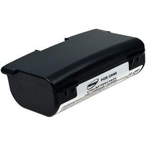 Batterie pour Le Lecteur de Codes à Barres Intermec CK61, 7,4V, Li-ION [ Batterie pour Lecteur de Code-Barre ]
