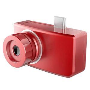 Byilx Caméra de Vision Nocturne Infrarouge pour téléphone Portable Port USB Type C