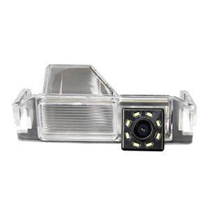 Caméra de recul HD avec Vision Nocturne 170 ° étanche pour Hyundai I10 I20 I30 Veloster Solaris et pour Kia Soul Hyundai Genesis