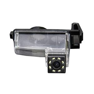Caméra de recul HD avec Vision Nocturne 170 ° étanche pour Nissan 350Z 370Z Versa Tiida Sentra Cube GT-R Leaf