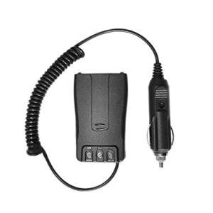 Casinlog Batterie de Chargeur de Voiture pour BF-888S POFUNG 888S Radio Bidirectionnelle