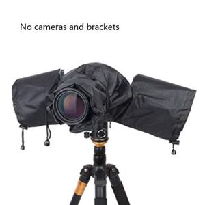 Couvertures Anti-Pluie extérieures DSLR Protecteurs de téléobjectif pour Appareil Photo Housse de Pluie pour Appareil Photo Anti-poussière Imperméable –